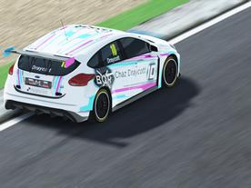 Chaz joins Zansho Simsport (and starts racing again!)