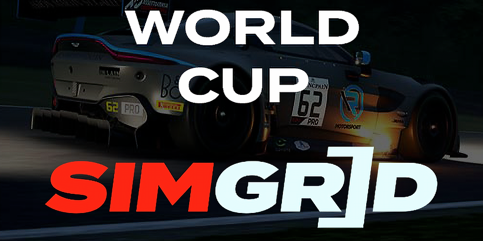 The Sim Grid World Cup - 10 Hours of Suzuka