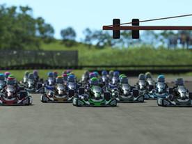 Chazlington to Commentate on Motorsport UK Karting Esports Championship for Alpha Live