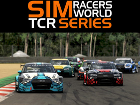 Chazlington to Cover Simracersworld™ TCR Series in 2020