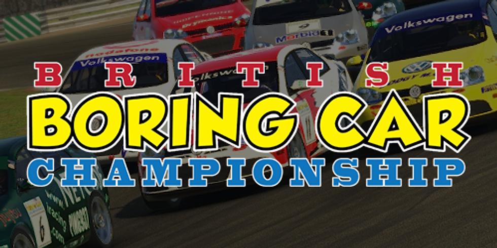 British Boring Car Championship - Brands Hatch