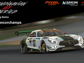 Scandinavian GT Series on iRacing coming to Chaz Draycott Media