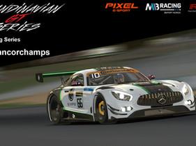 Scandinavian GT Series on iRacing coming to Chaz Draycott Media
