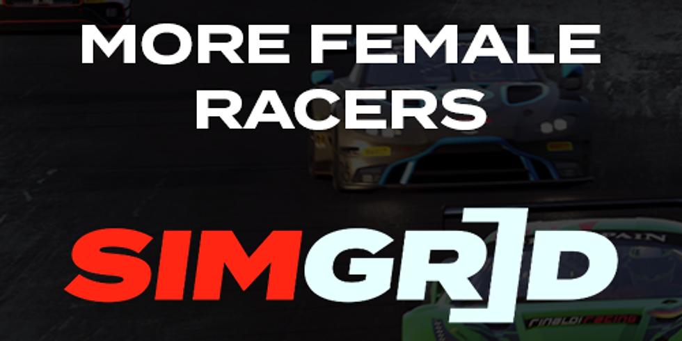 The Sim Grid More Female Racers - Nurburgring GP