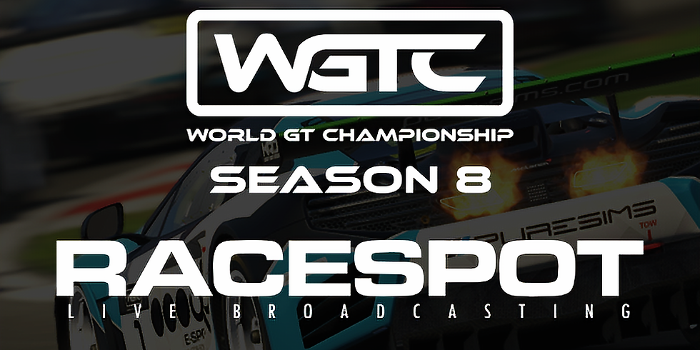 World GT Championship - Daytona