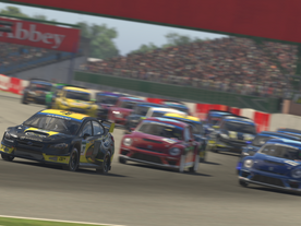 CTCC Action Intensifies at Silverstone in Rounds 3 & 4