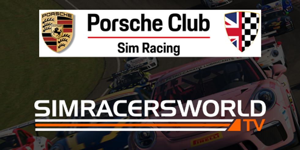 Porsche Club GB Sim Racing Championship - Nurburgring