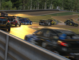 Newly-updated Lime Rock Park Provides CTCC Thriller