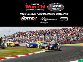 Chazlington to Broadcast NASCAR Whelen Euro Series Fans iRacing Event