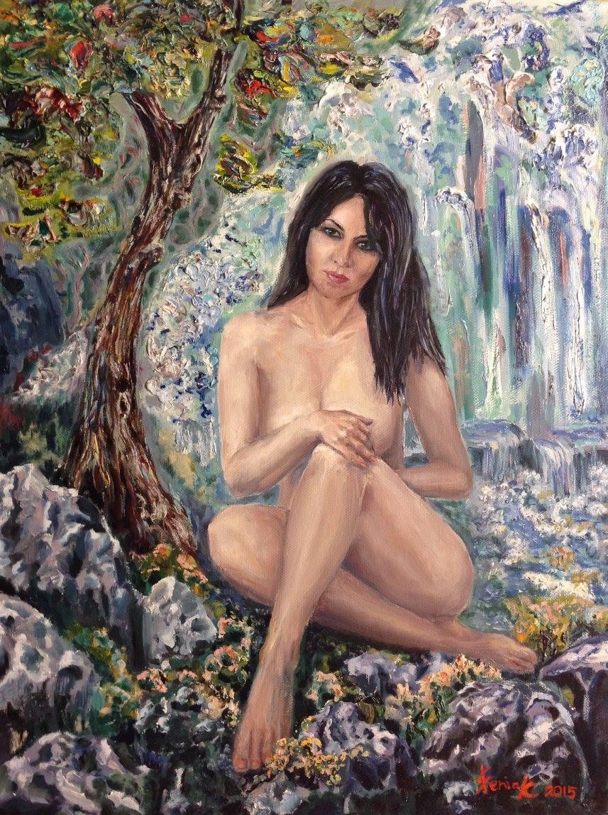 Portrait of Inna