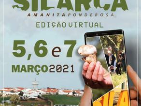 SILARCA - Festival do Cogumelo celebra os Recursos Silvestres em formato ON-Line.