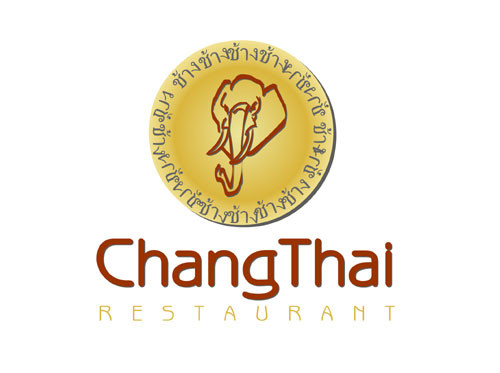 ChangThai Restaurant Branding