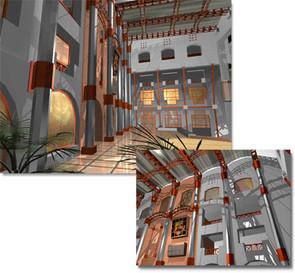 Interior Design 3D Modeling