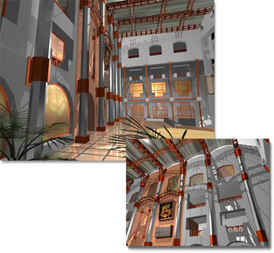 Interior Design 3D Modeling