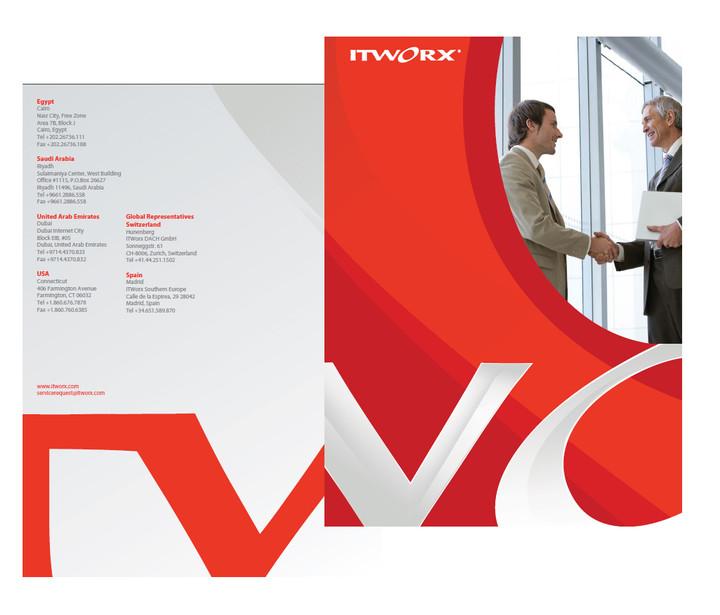 ITWorx Corporate Brochure