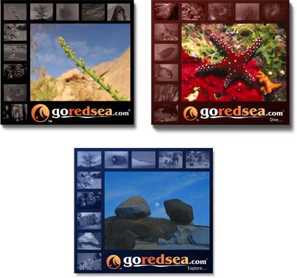 GoRedSea.com Ads