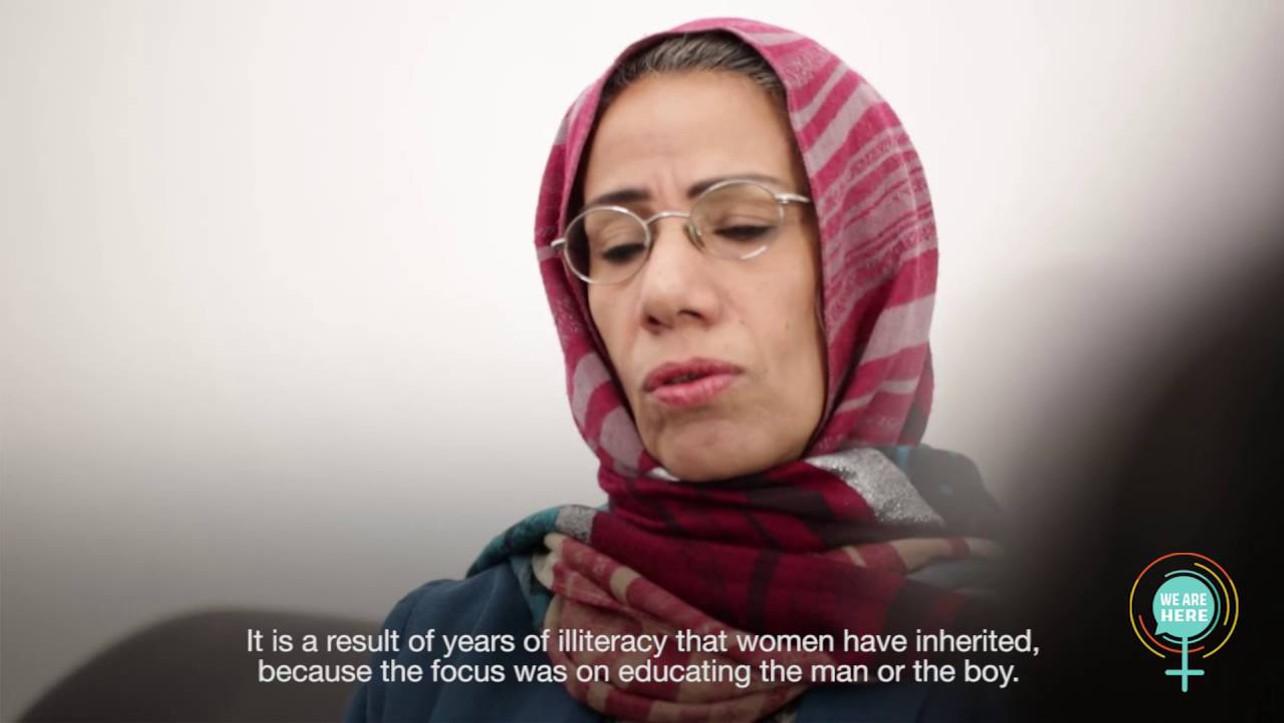 UN Women WeAreHere Documentaries