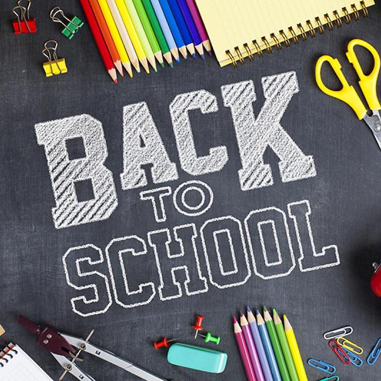 SMASH LOVE DA KIDS BACK TO SCHOOL