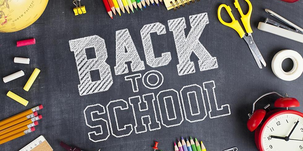 ANNIE FAY OWENS FOUNDATION BACK TO SCHOOL