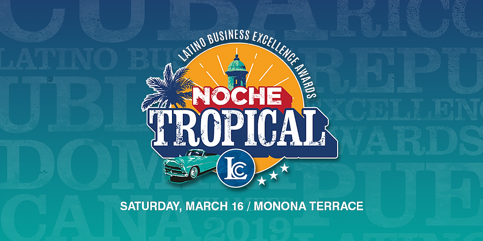 Latino Business Excellence Awards 2019 - Noche Tropical