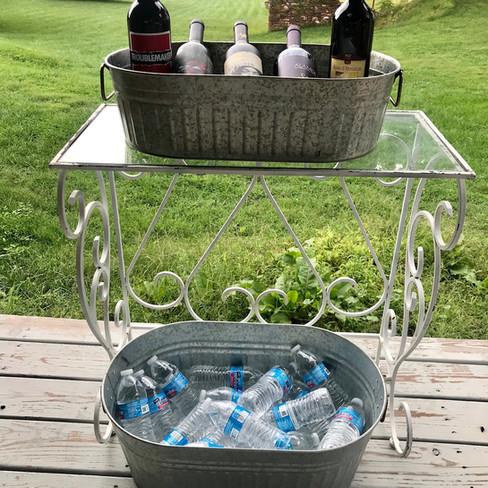Galvanized Drink Tubs