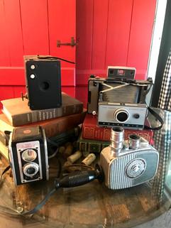 Vintage Cameras - $5 ea