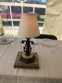 Romantic Vintage Table Lamps (2)