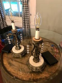 Romantic Vintage Table Lamps