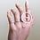 Thumbnail: BIG CIRCLE RING