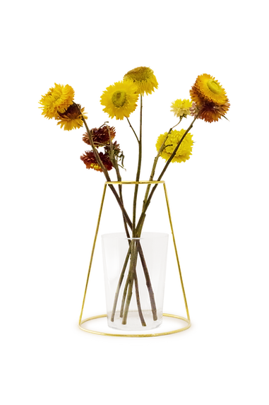 FLOWER BOUQUET VASE
