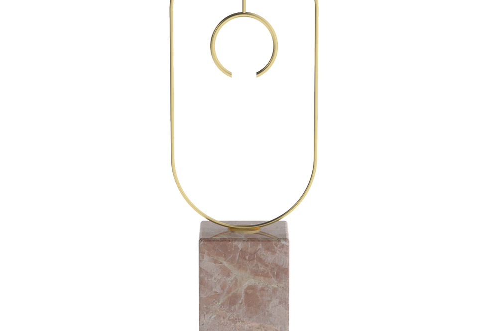 ROSE MARBLE UPSIDE DOWN