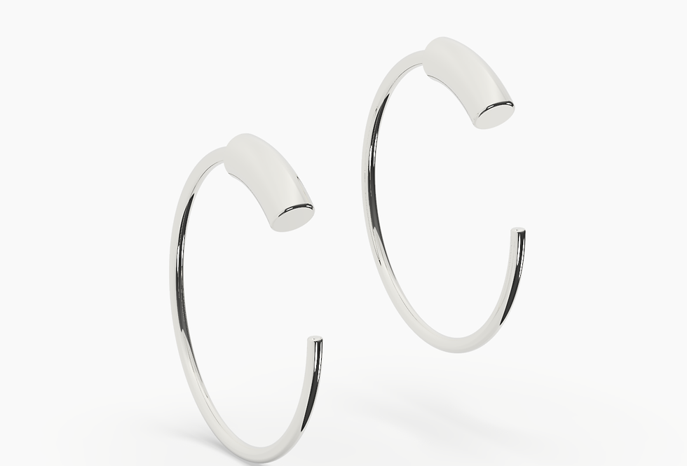 SMALL EXTRUDE HOOPS