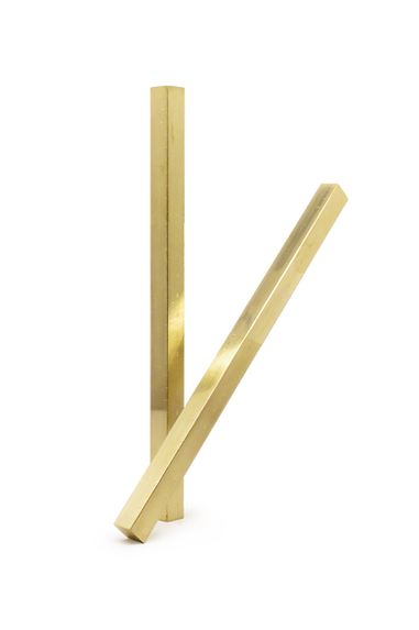 BRASS SIGNATURE RULER