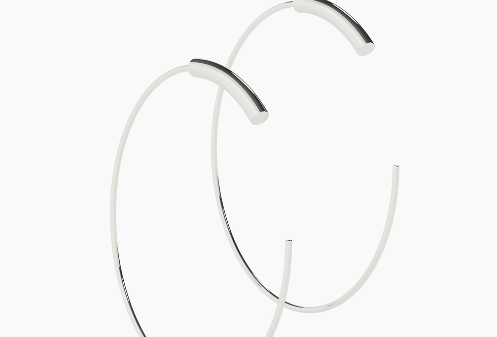 LARGE EXTRUDE HOOPS