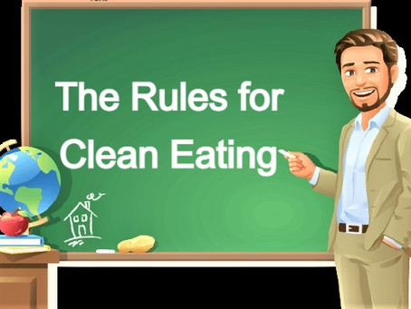 The Rules of Clean Eating