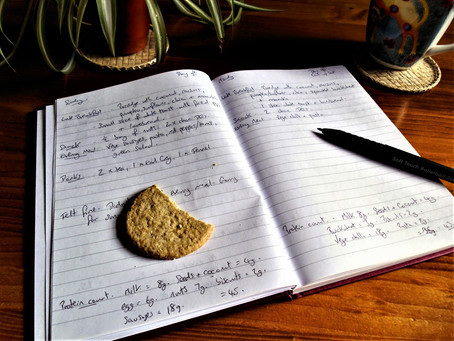 Starting a Food Diary
