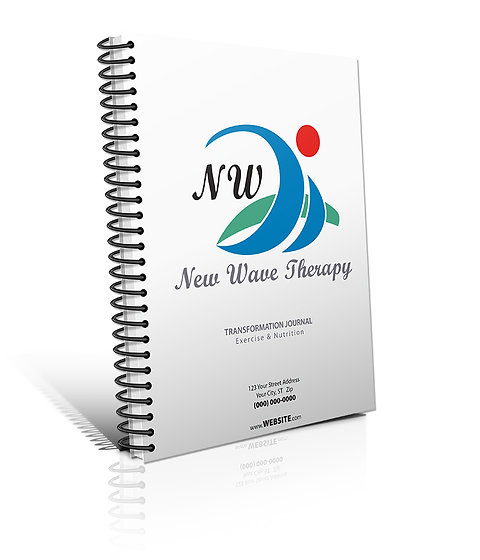 New Wave Therapy 12 Week Transformational Journal