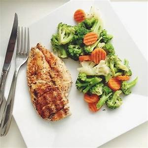 Eat Lean Protein and Vegetables Every Meal