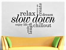 Wind Down and De-Stress!