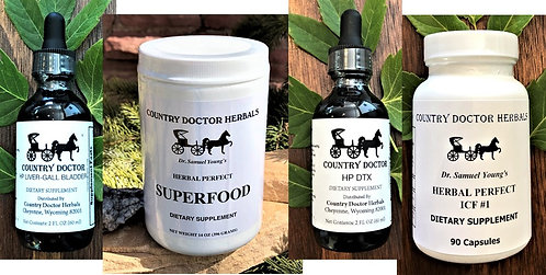 Country Doctor  Liver/Gallbladder Cleanse (Tincture)