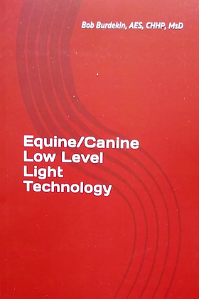 NWT Equine/Canine Package with Single Function Therapy Light
