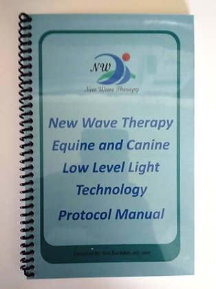 NWT Equine/Canine Package with Multi-function Therapy Light