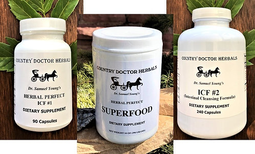 Country Doctor Intestinal Cleanse (Capsule)