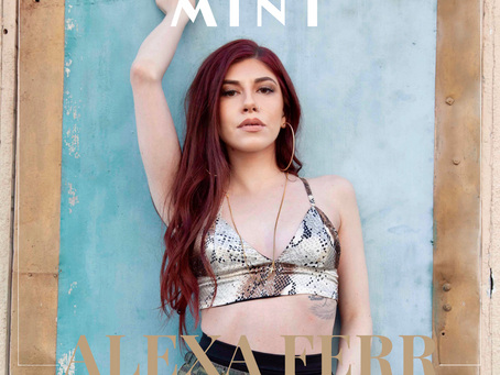 Show Alert! Alexa Ferr Performing at The Mint LA on March 3rd