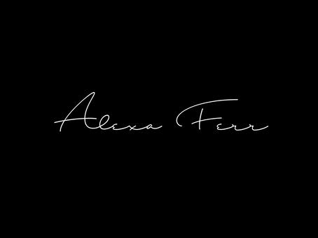 Alexa Teases New Music