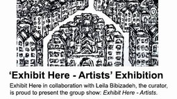 Exhibit Here - Artists Exhibition