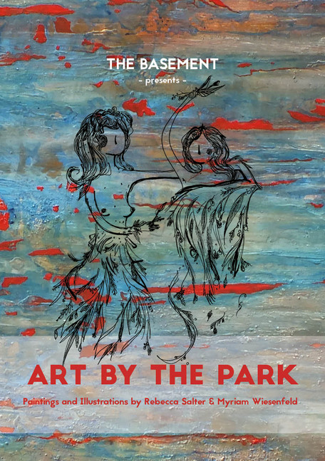 The Basement Presents Art by the Park - private view 12th Dec 8pm