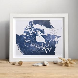 Maps CA Granatowy ⎪ 15.00 $ +