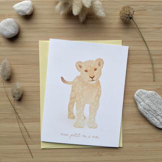Cute&Cheesy - Lion ⎪ 5.00 $