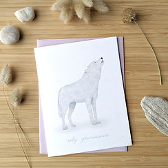 Elfenn%20Greeting%20Card%20Wolf%20In%20L